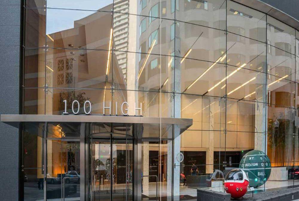 100 High Street, Boston